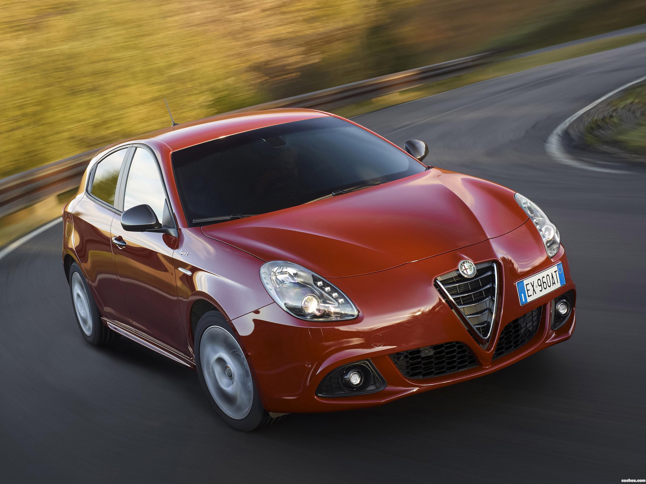 Foto 11 de Alfa Romeo Giulietta Sprint 2014