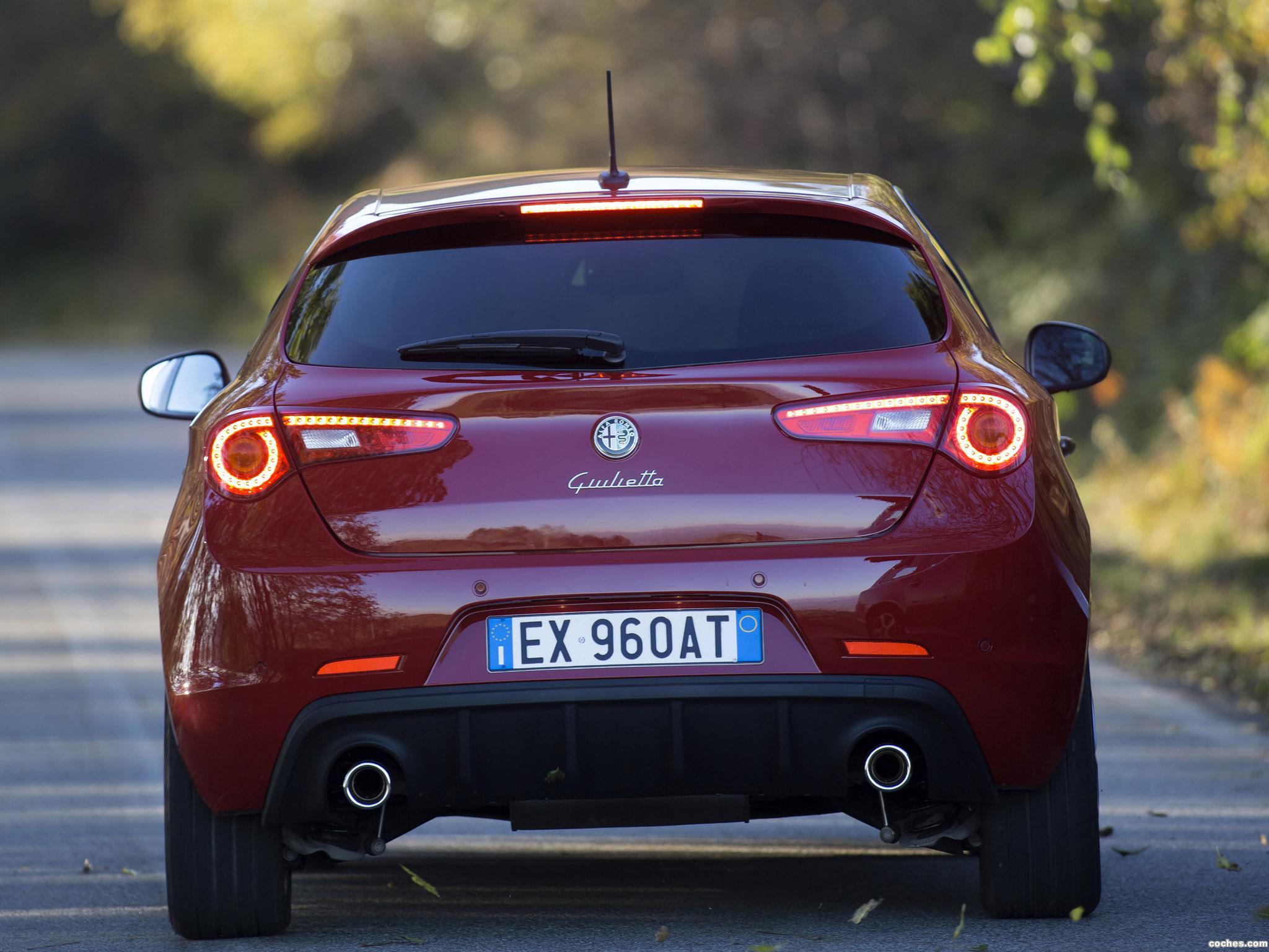 Foto 3 de Alfa Romeo Giulietta Sprint 2014