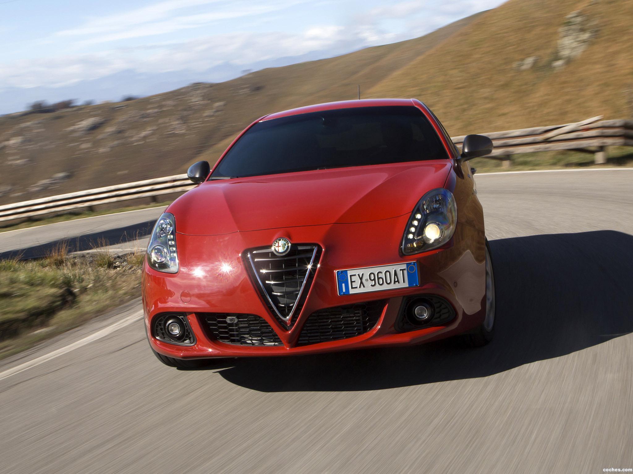 Foto 1 de Alfa Romeo Giulietta Sprint 2014