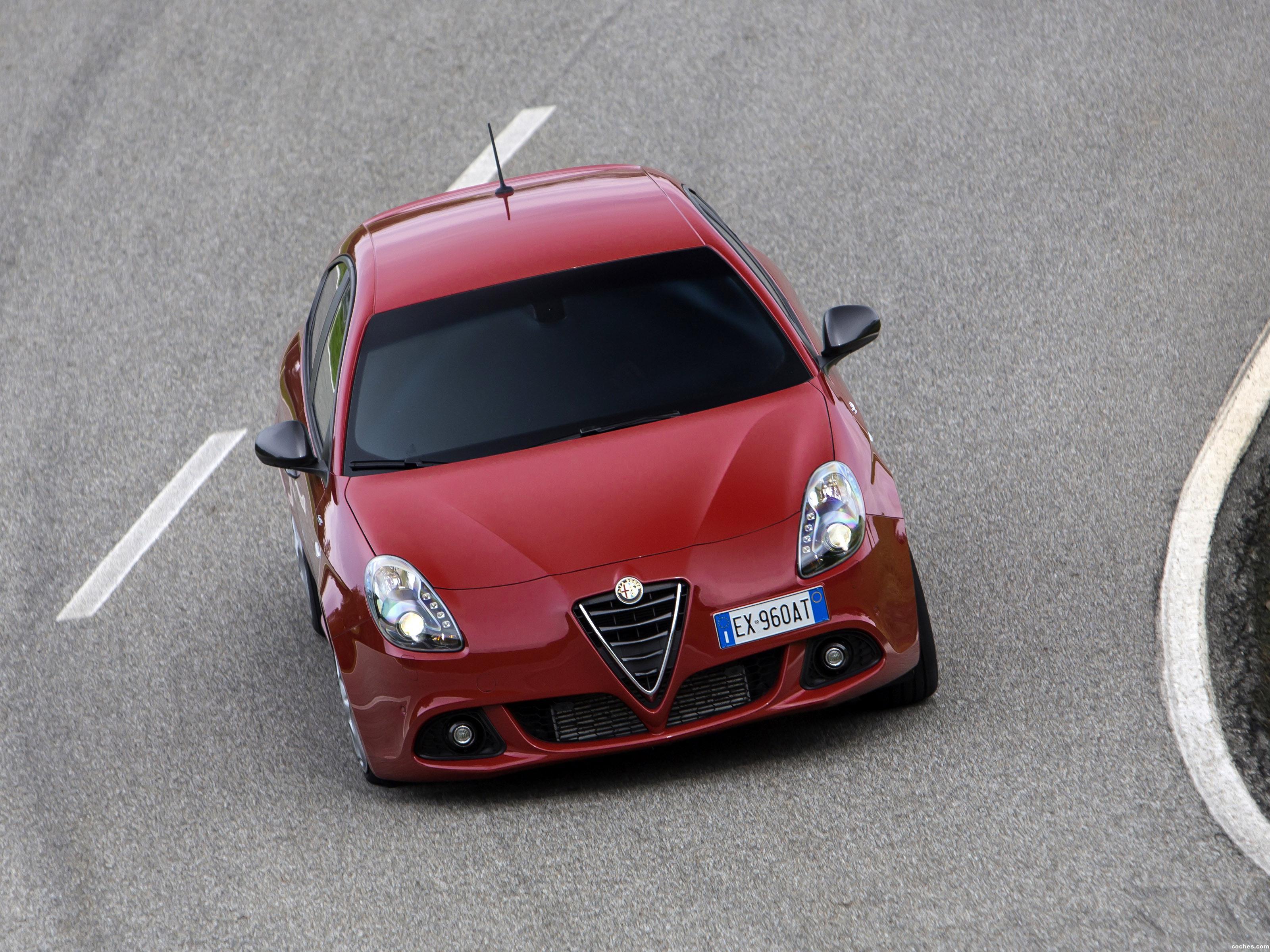Foto 0 de Alfa Romeo Giulietta Sprint 2014