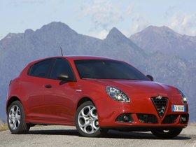 Ver foto 20 de Alfa Romeo Giulietta Sprint 2014
