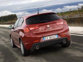 Ver foto 14 de Alfa Romeo Giulietta Sprint 2014