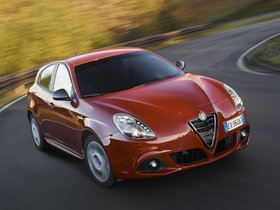 Ver foto 12 de Alfa Romeo Giulietta Sprint 2014