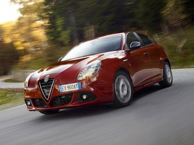 Ver foto 8 de Alfa Romeo Giulietta Sprint 2014