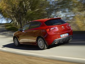 Ver foto 7 de Alfa Romeo Giulietta Sprint 2014