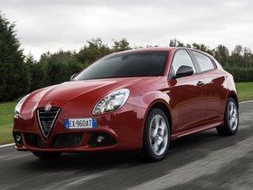 Ver foto 23 de Alfa Romeo Giulietta Sprint 2014