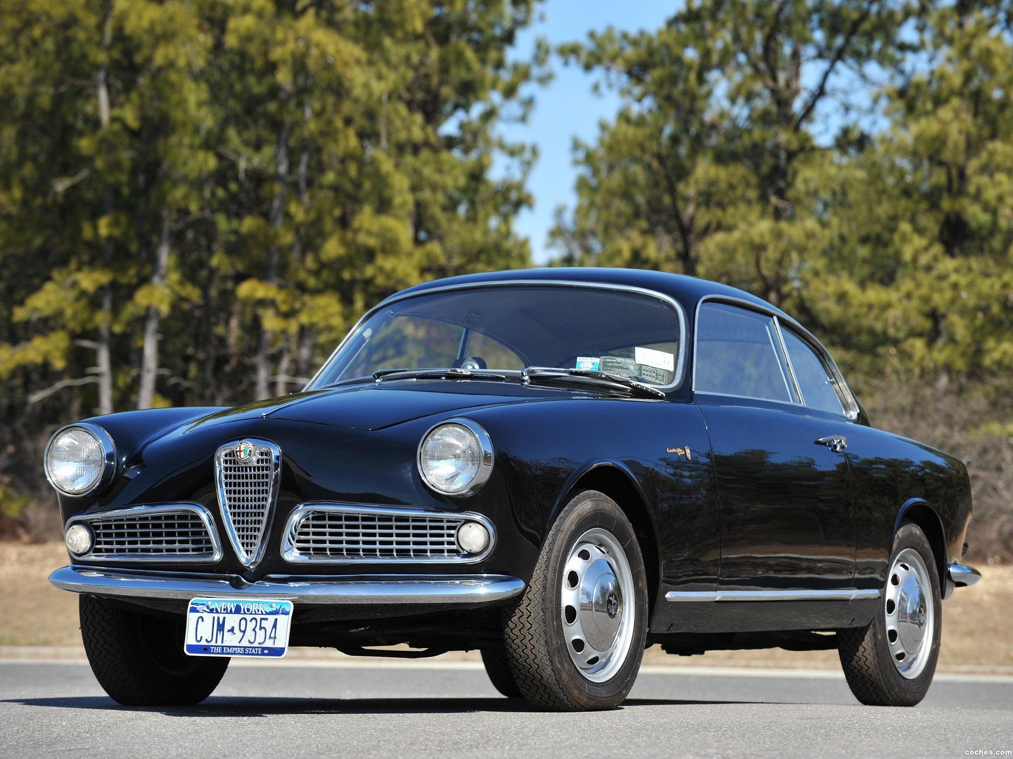 Foto 0 de Alfa Romeo Giulietta Sprint Bertone 1954