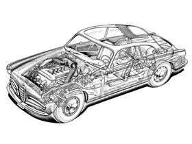 Ver foto 22 de Alfa Romeo Giulietta Sprint Bertone 1954