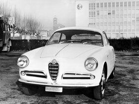 Ver foto 17 de Alfa Romeo Giulietta Sprint Bertone 1954