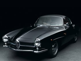 Fotos de Alfa Romeo Giulietta Sprint Speciale 1957
