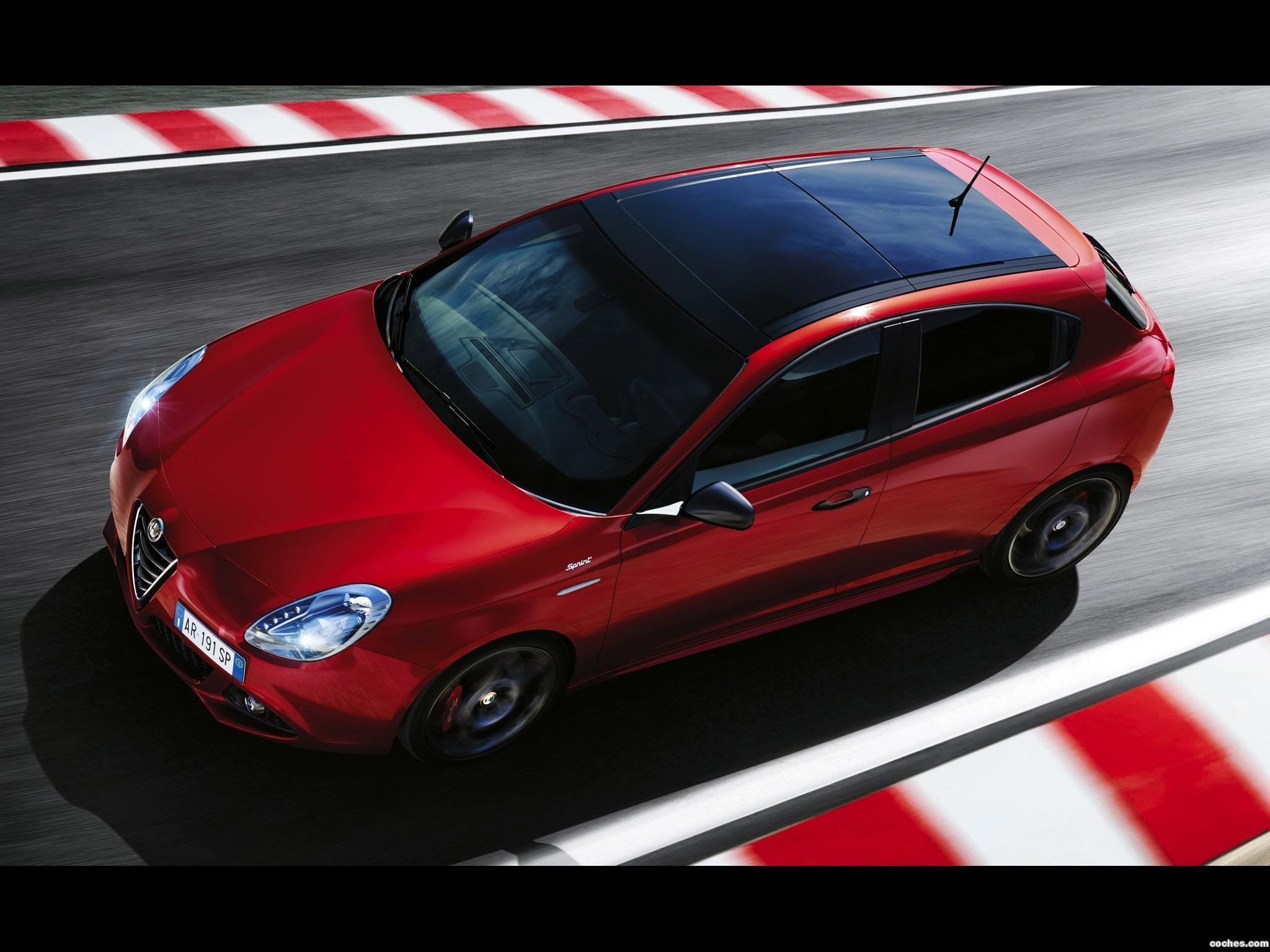 Foto 1 de Alfa Romeo Giulietta Sprint Speciale 2015