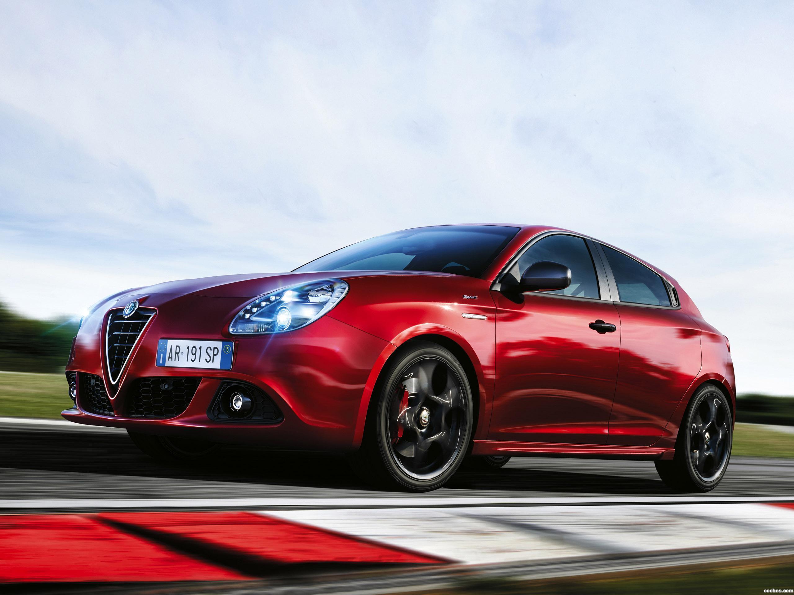 Foto 0 de Alfa Romeo Giulietta Sprint Speciale 2015