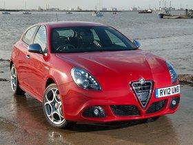 Ver foto 19 de Alfa Romeo Giulietta TCT UK 2012