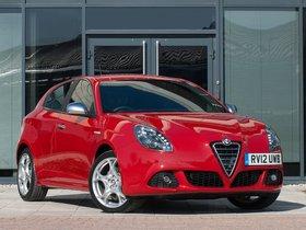 Ver foto 18 de Alfa Romeo Giulietta TCT UK 2012