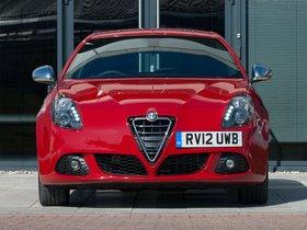 Ver foto 16 de Alfa Romeo Giulietta TCT UK 2012
