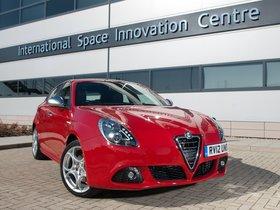 Ver foto 15 de Alfa Romeo Giulietta TCT UK 2012