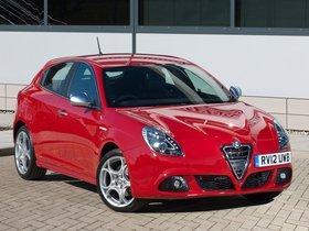Ver foto 14 de Alfa Romeo Giulietta TCT UK 2012
