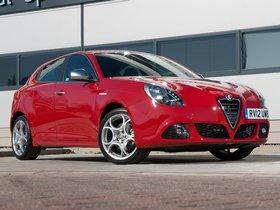 Ver foto 12 de Alfa Romeo Giulietta TCT UK 2012