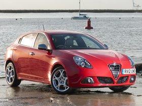 Ver foto 6 de Alfa Romeo Giulietta TCT UK 2012