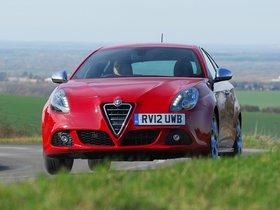 Ver foto 5 de Alfa Romeo Giulietta TCT UK 2012