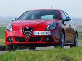 Ver foto 4 de Alfa Romeo Giulietta TCT UK 2012