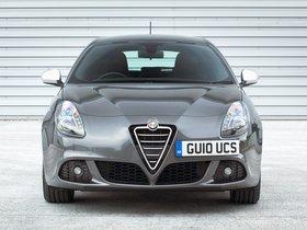 Ver foto 21 de Alfa Romeo Giulietta UK 2010