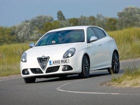 Ver foto 14 de Alfa Romeo Giulietta UK 2010