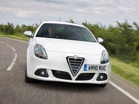 Ver foto 13 de Alfa Romeo Giulietta UK 2010