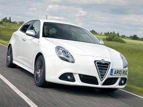Ver foto 11 de Alfa Romeo Giulietta UK 2010