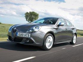 Ver foto 7 de Alfa Romeo Giulietta UK 2010