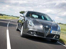 Ver foto 6 de Alfa Romeo Giulietta UK 2010