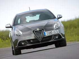 Ver foto 4 de Alfa Romeo Giulietta UK 2010
