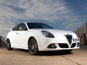 Ver foto 29 de Alfa Romeo Giulietta UK 2010