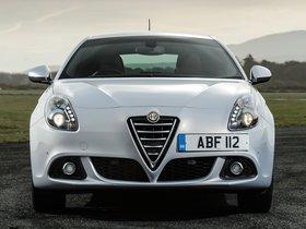 Ver foto 8 de Alfa Romeo Giulietta UK 2014