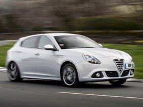 Ver foto 6 de Alfa Romeo Giulietta UK 2014