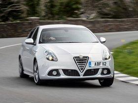 Ver foto 3 de Alfa Romeo Giulietta UK 2014