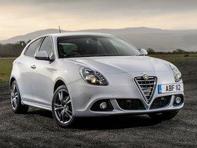 Ver foto 2 de Alfa Romeo Giulietta UK 2014
