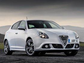 Fotos de Alfa Romeo Giulietta UK 2014