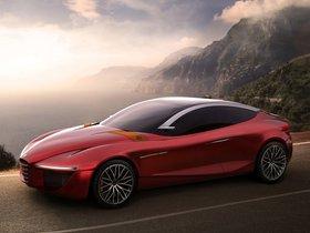 Ver foto 1 de Alfa Romeo Gloria Concept by IED 2013