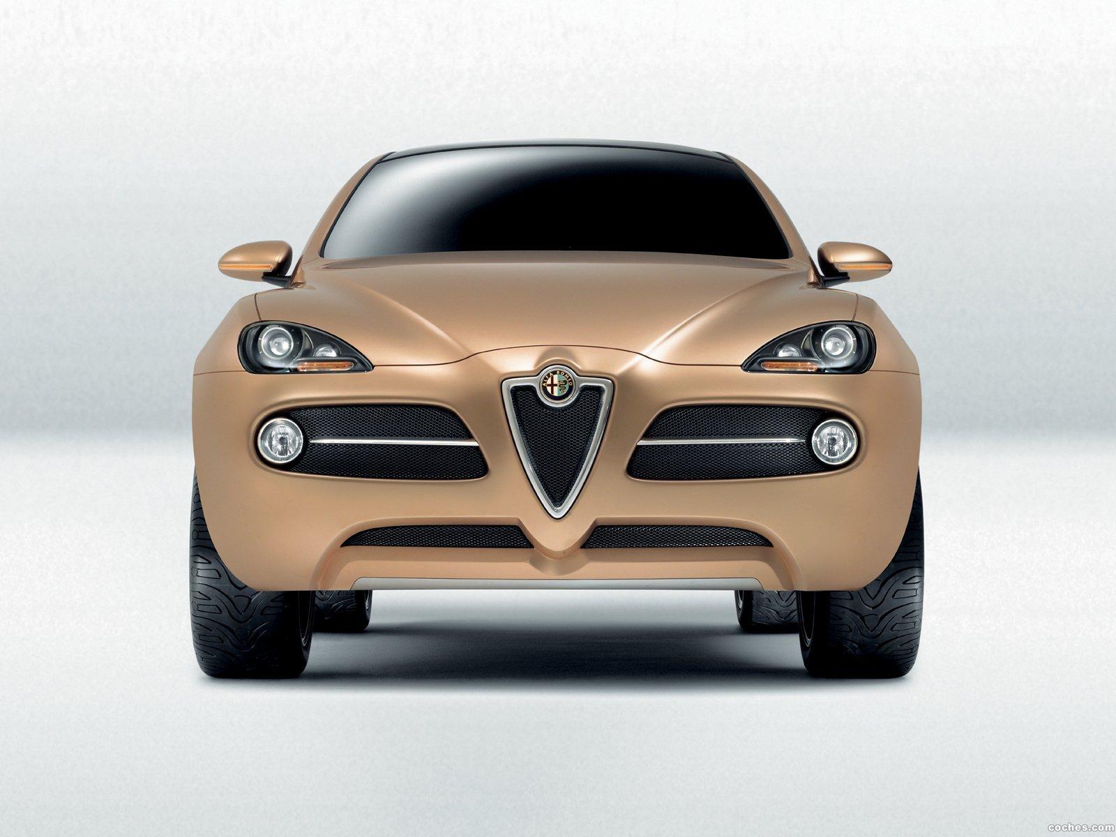Foto 3 de Alfa Romeo Kamal Concept 2003