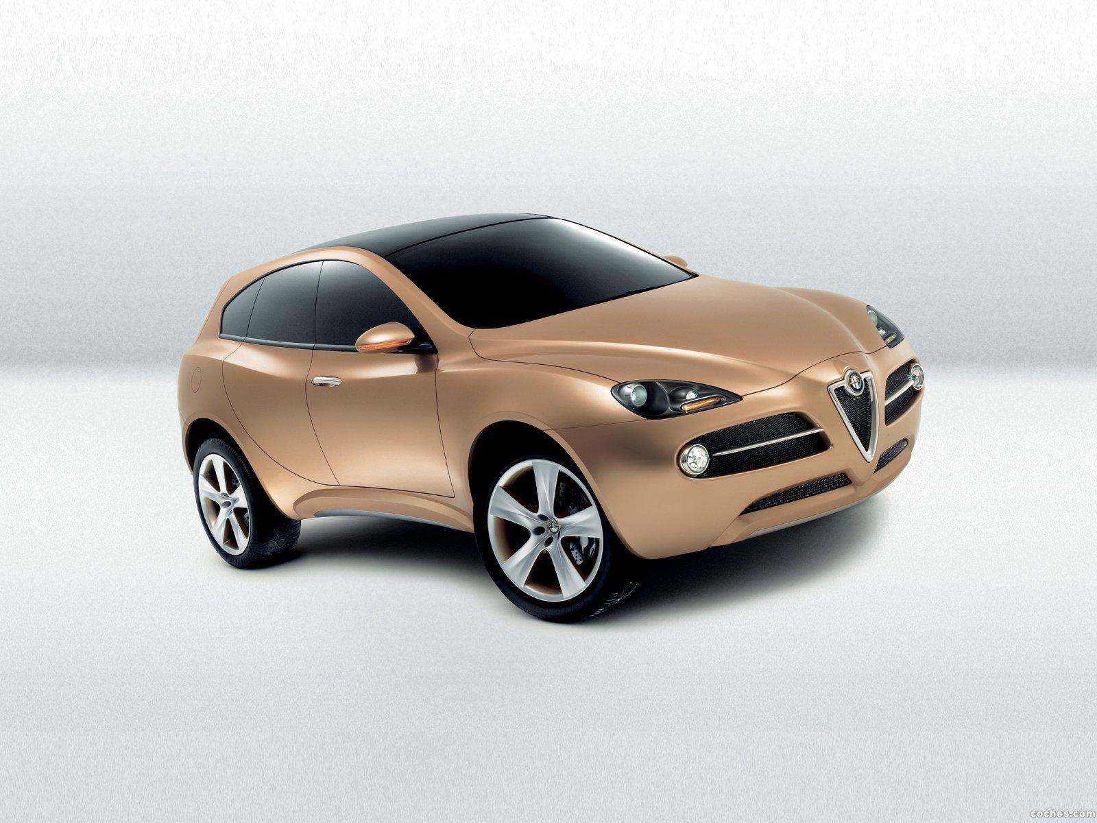 Foto 0 de Alfa Romeo Kamal Concept 2003