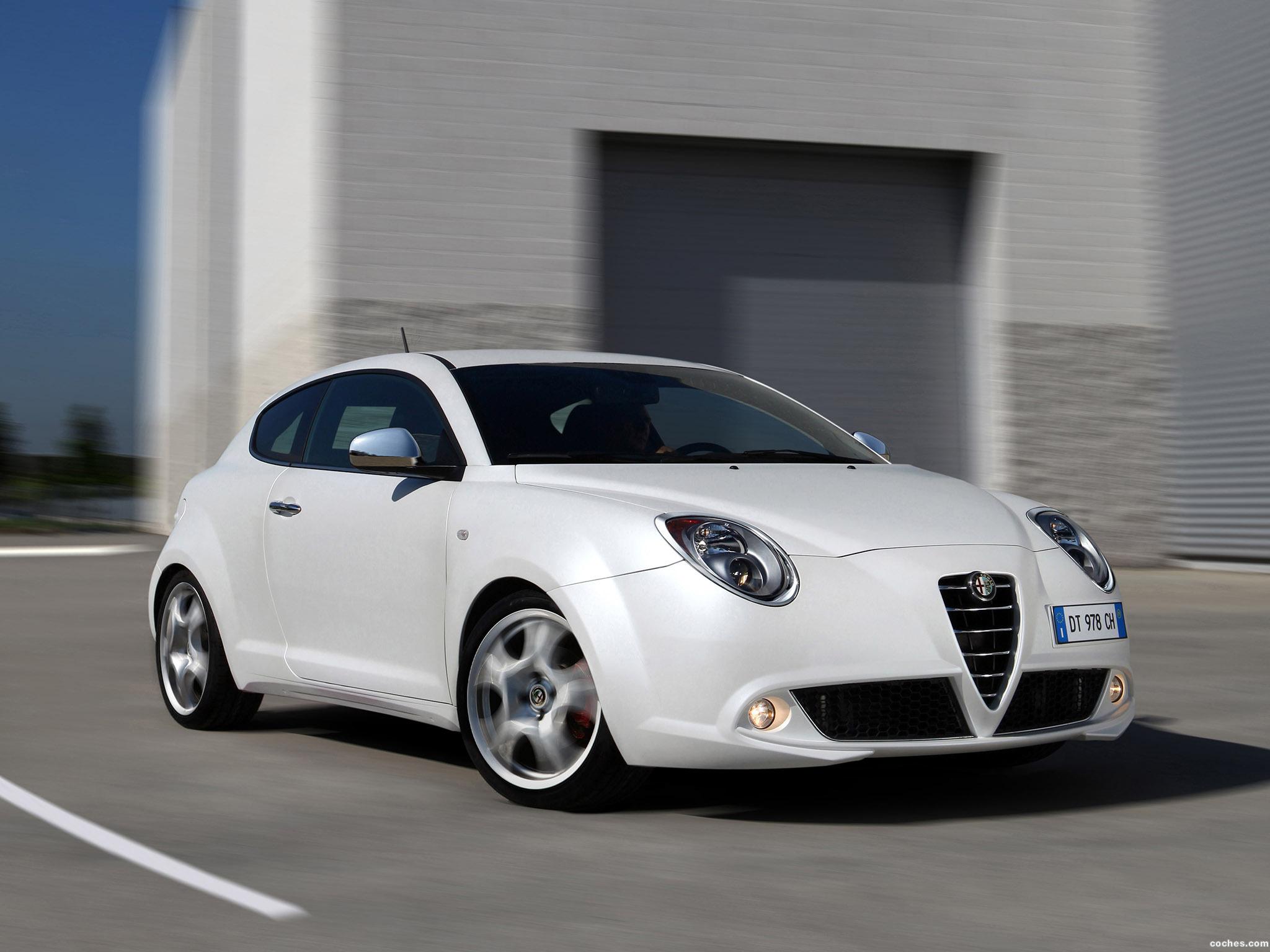 Foto 14 de Alfa Romeo MiTo 1.4 MultiAir 2009
