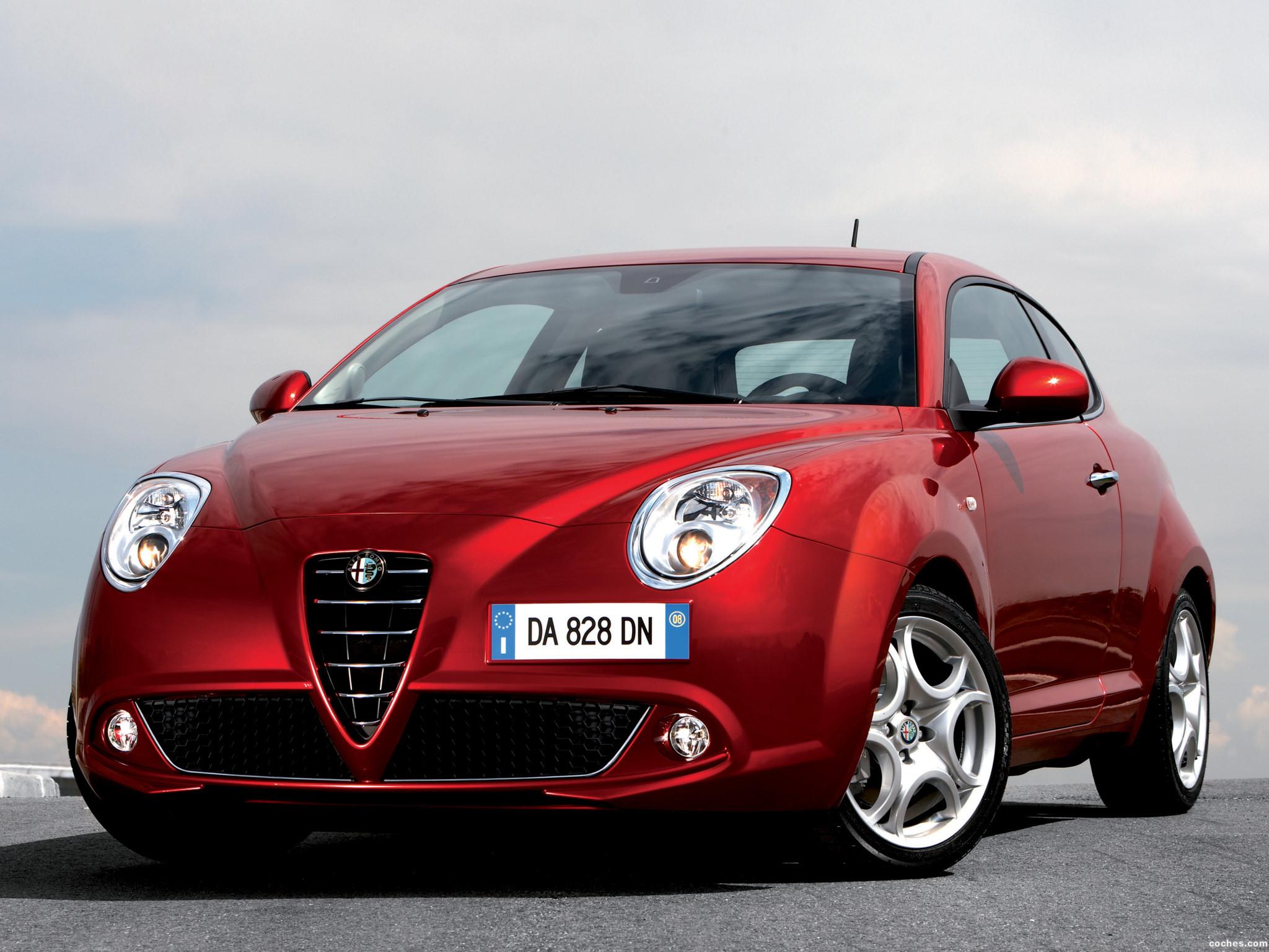 Foto 0 de Alfa Romeo MiTo Distinctive 2008