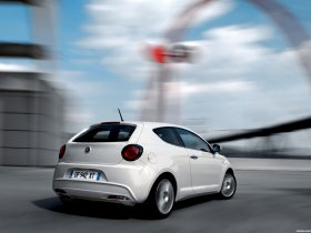 Ver foto 4 de Alfa Romeo MiTo Distinctive 2008