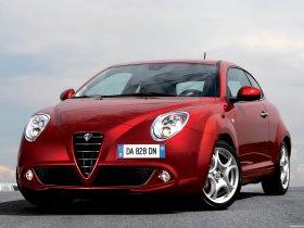 Fotos de Alfa Romeo MiTo Distinctive 2008