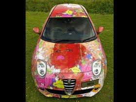 Ver foto 2 de MiTo Art Car by Louise Dear 2011