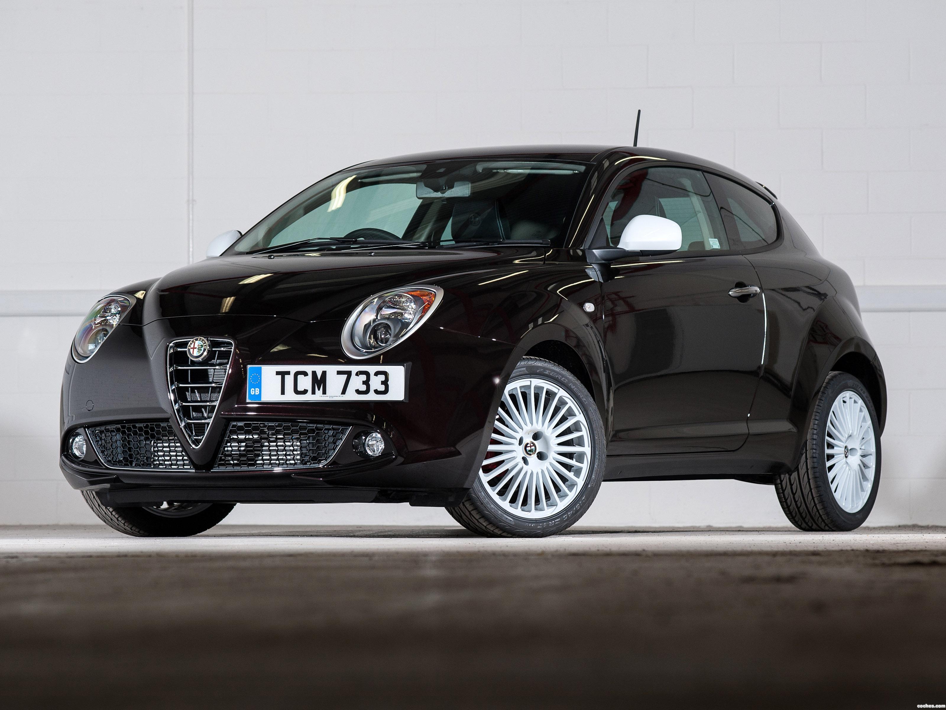 Foto 0 de Alfa Romeo MiTo Junior UK 2015