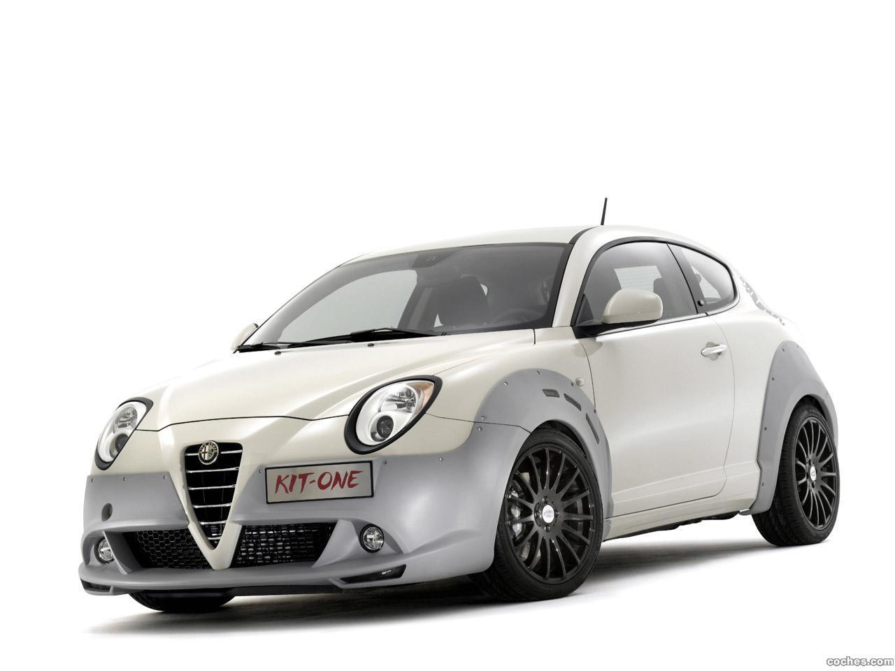 Foto 0 de Alfa Romeo MiTo Kit One Magneti Marelli Elaborazione 2010