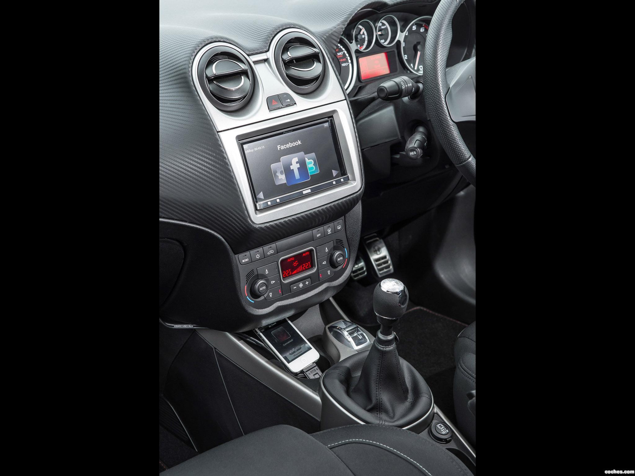 Foto 2 de Alfa Romeo MiTo Live Limited Edition UK 2013