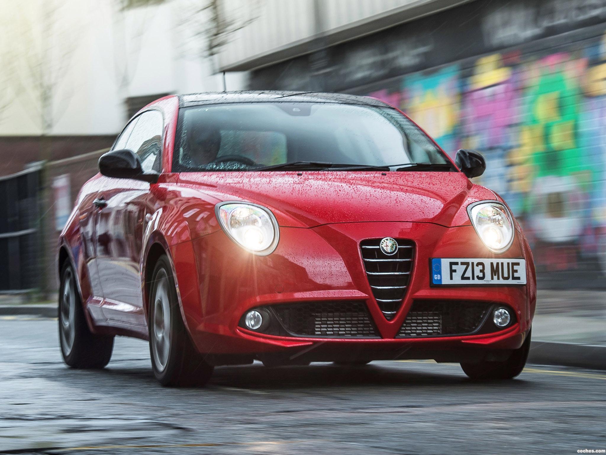 Foto 1 de Alfa Romeo MiTo Live Limited Edition UK 2013
